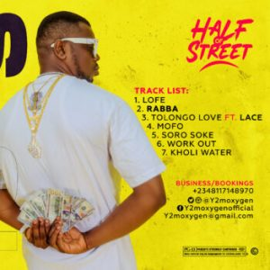 Y2M OXYGEN EP REVIEW: HALF OF STREET | @y2moxygen